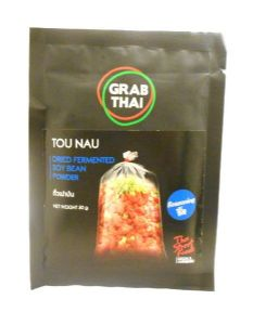Fermented Soya Bean Powder (AKA Natto/Tuanow/Kenema) | Buy Online at the Asian Cookshop